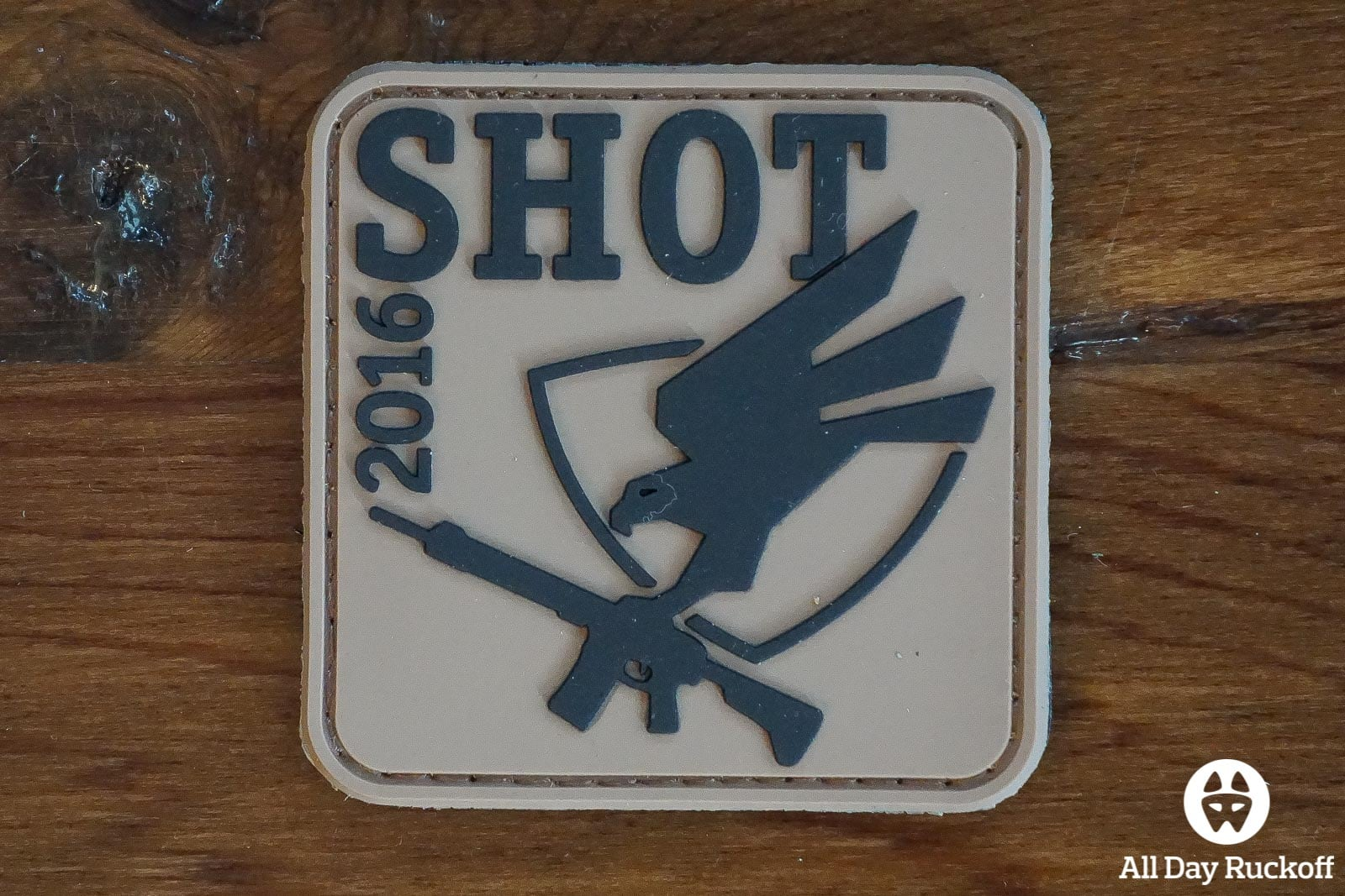 SHOT Show 2016 Patch - Unknown