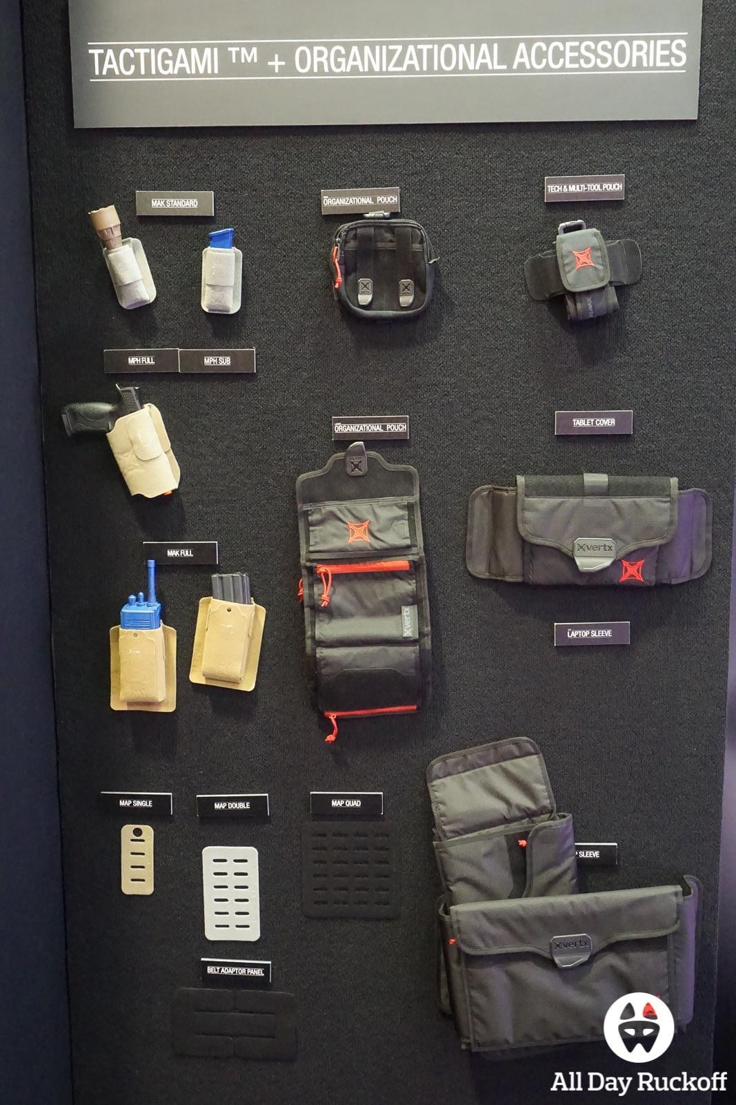 SHOT Show 2016 - Vertx Accessories