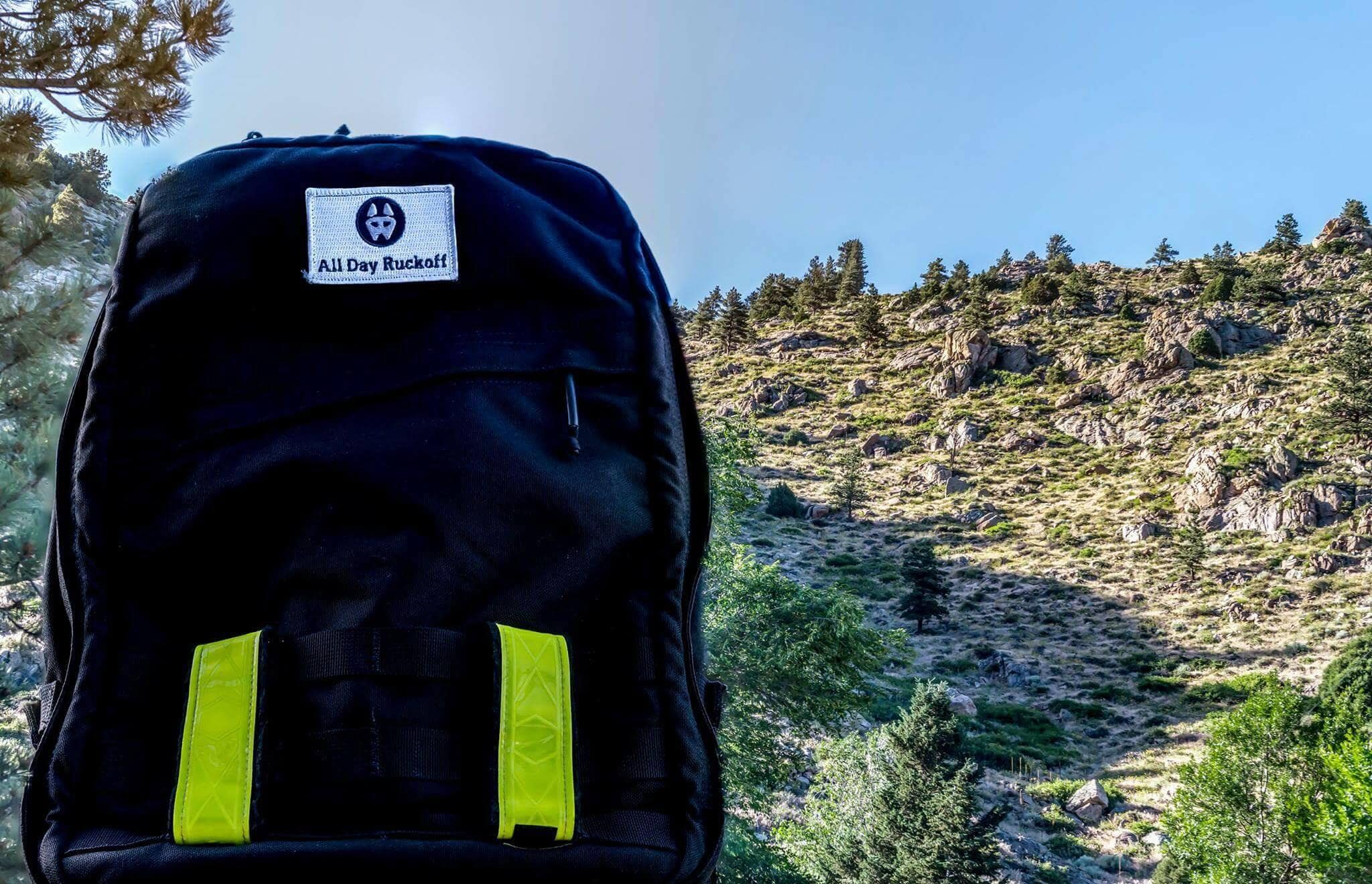 GORUCK GR1 ADR Patch Poudre City Colorado