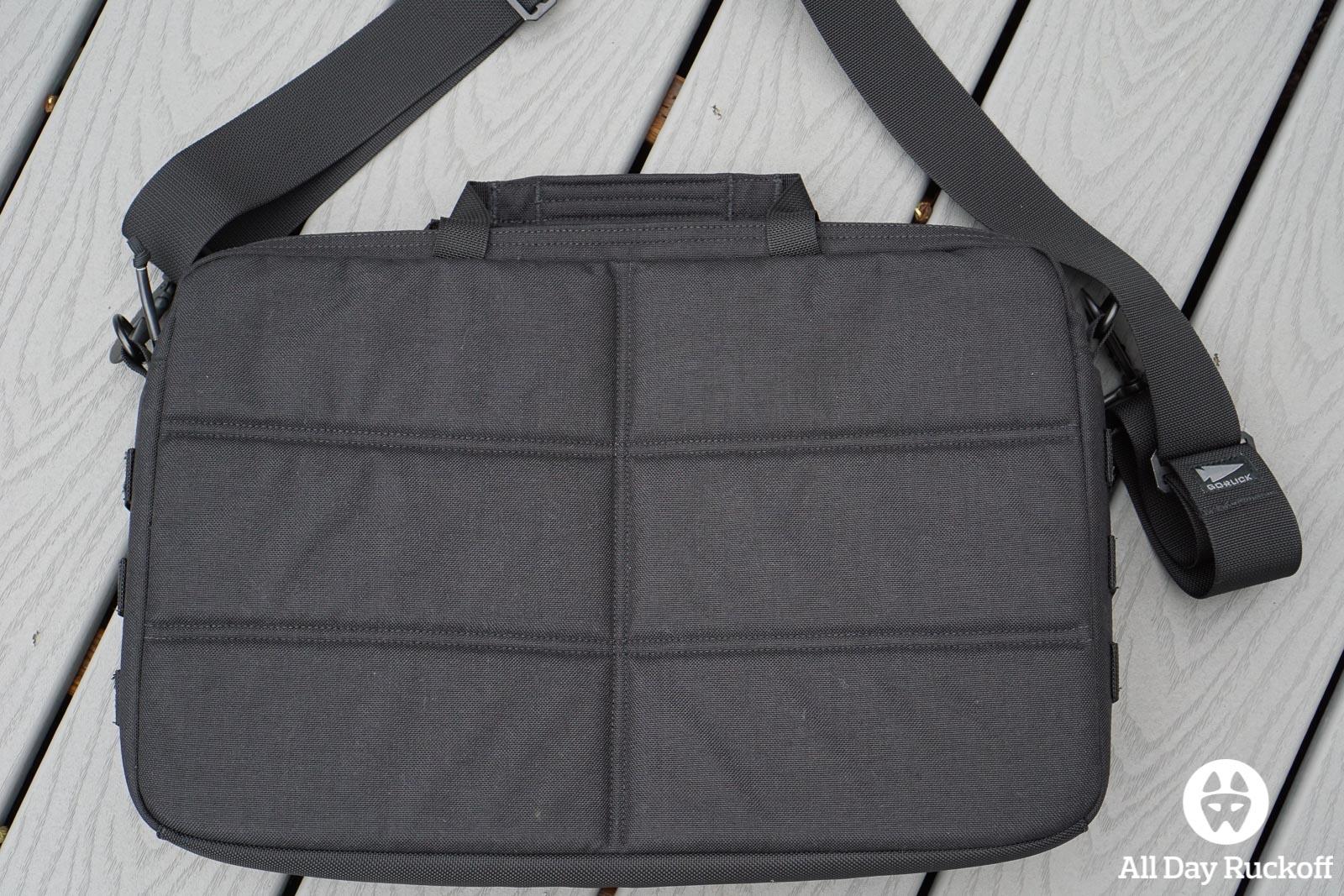 GORUCK Shoulder Bag 15L - Back