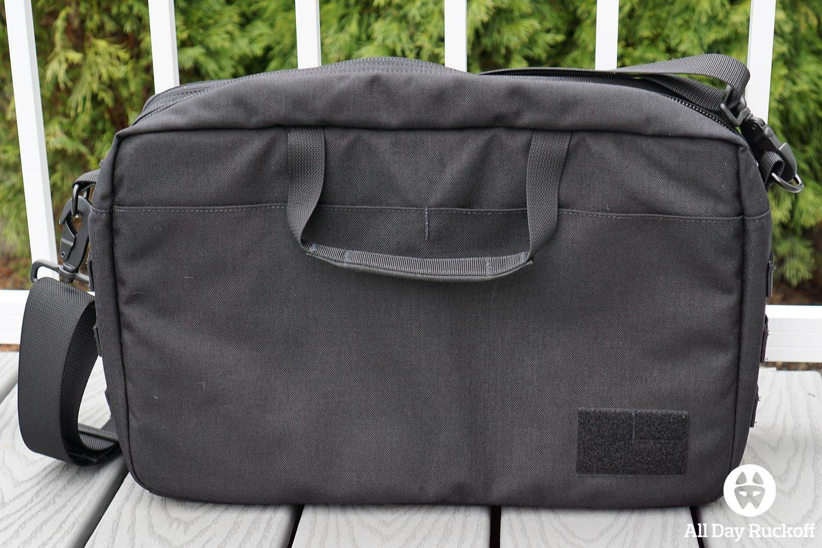 GORUCK Shoulder Bag 15L - Front