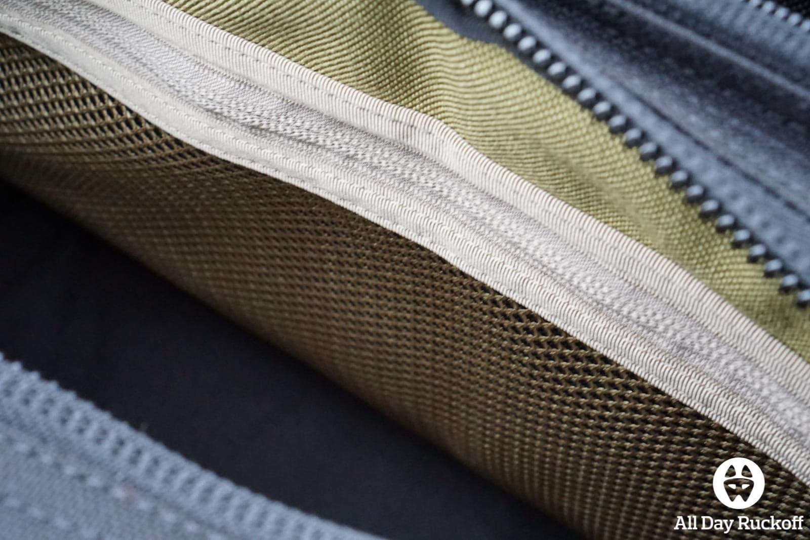 GORUCK Shoulder Bag 15L - Large Zipper Pocket