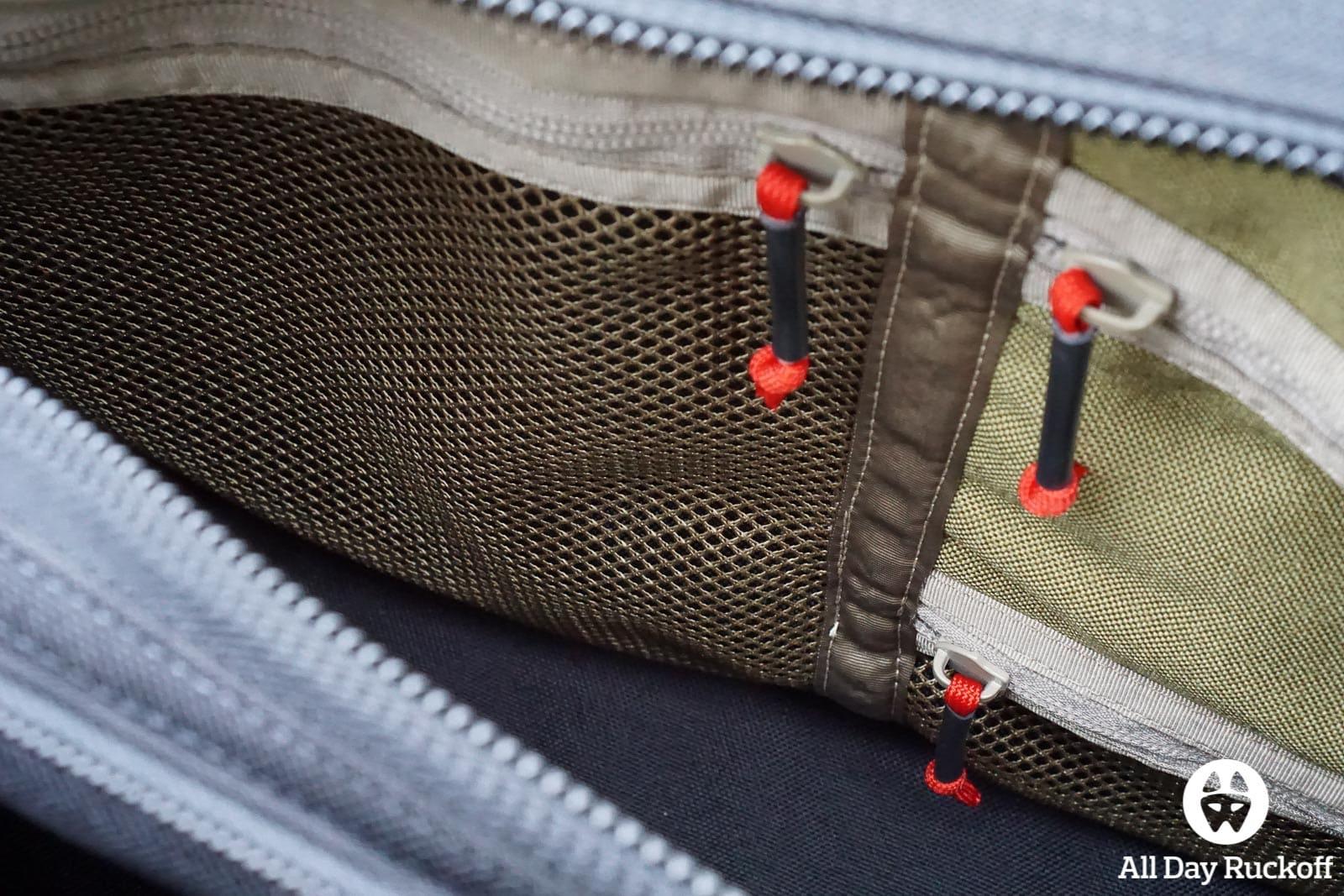 GORUCK Shoulder Bag 15L - Medium Mesh Pocket