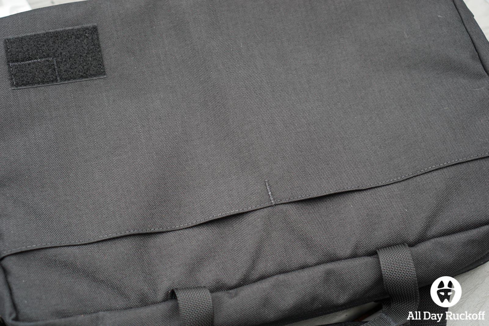 GORUCK Shoulder Bag 15L - Outside Pockets