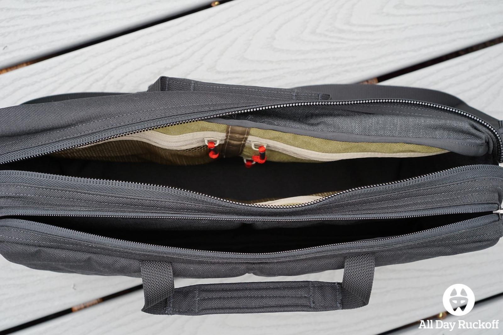 GORUCK Shoulder Bag 15L - Top Main