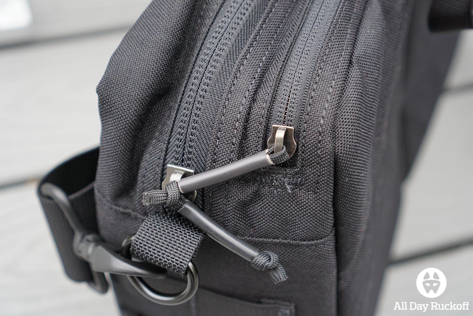 GORUCK Shoulder Bag 15L - Zippers