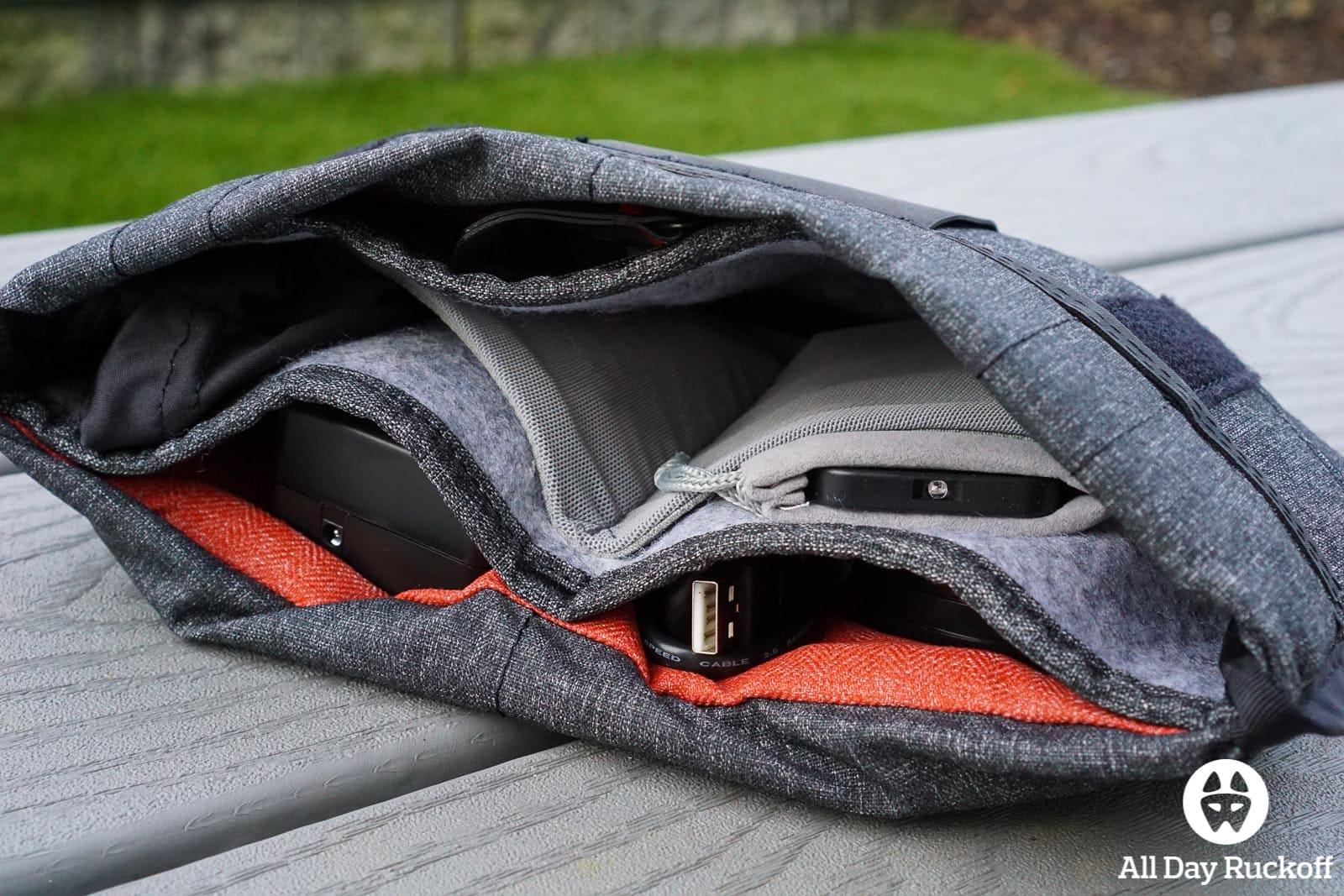 Peak Design Field Pouch - Inside Folded