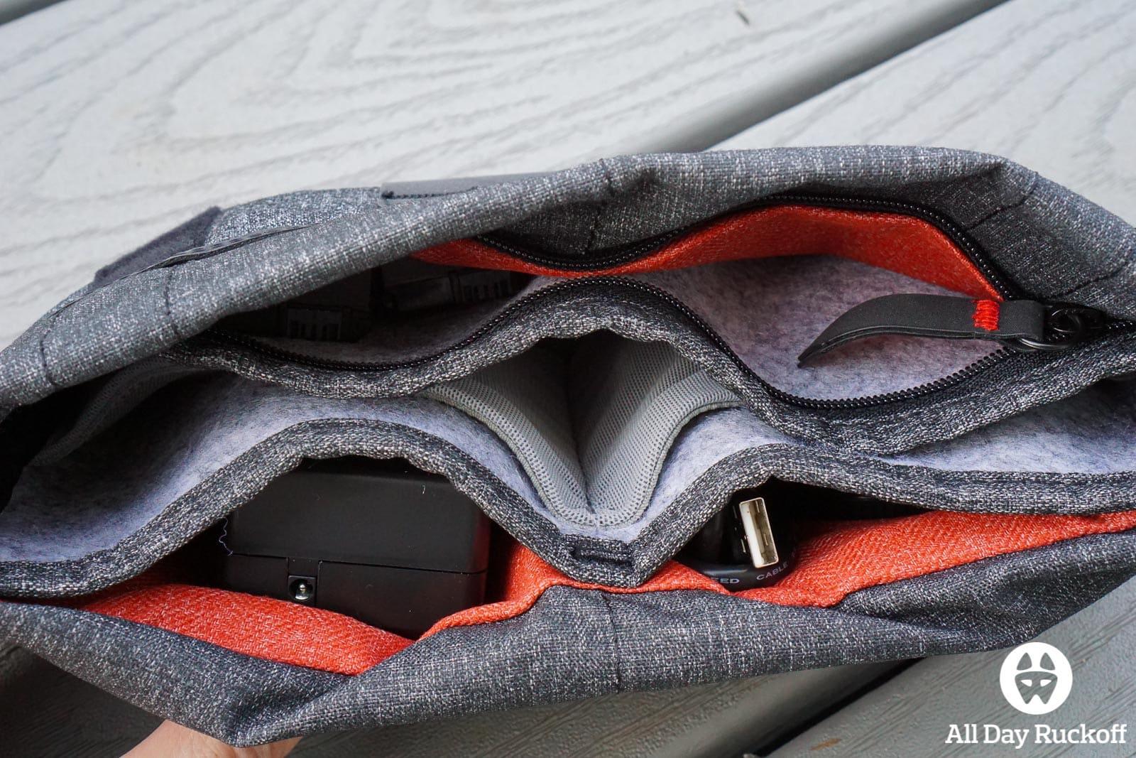 Peak Design Field Pouch - Zipper Pocket