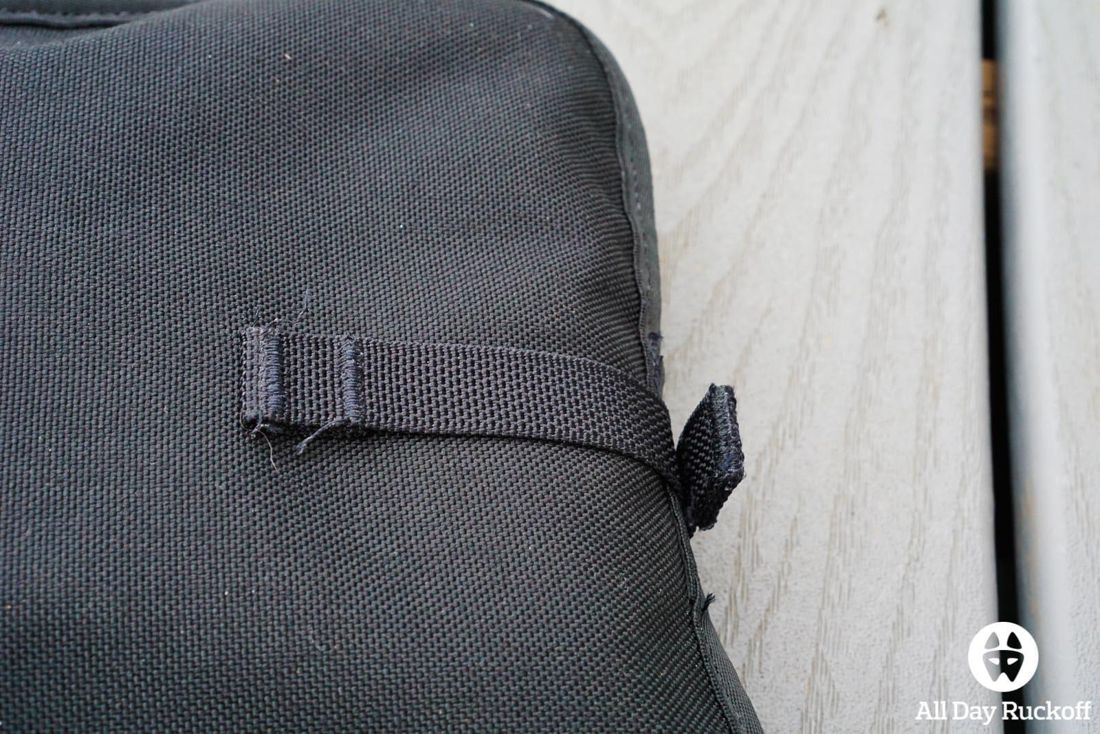 GORUCK Wire Dopp - Buckle Sew Point