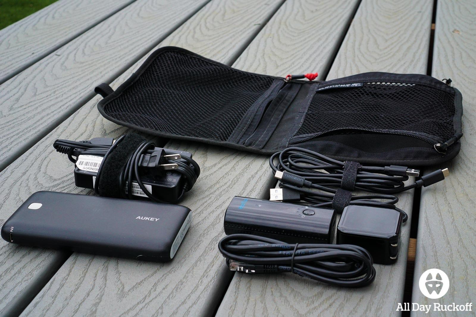 GORUCK Wire Dopp - Gear Side