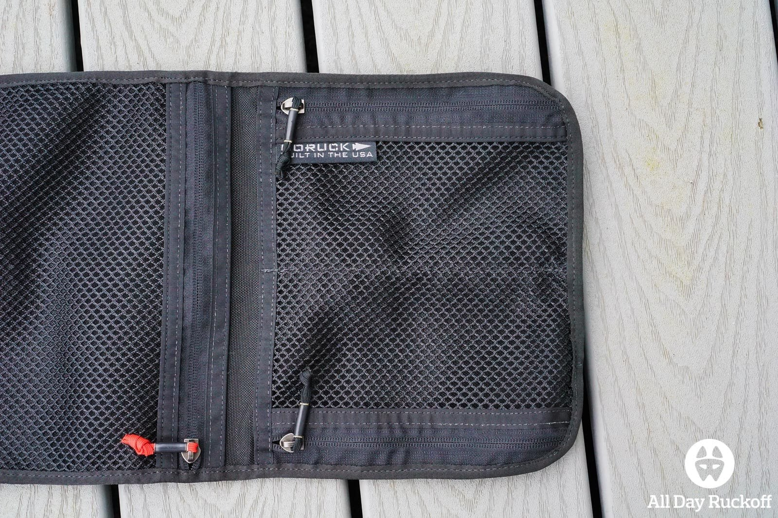 GORUCK Wire Dopp - Small Pockets