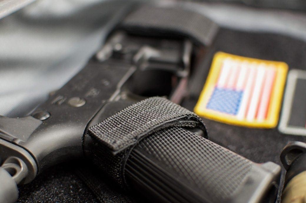 GORUCK Rifle Retention System
