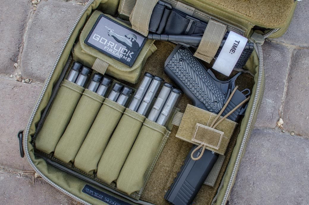 Pistol Mag Pouch Coyote