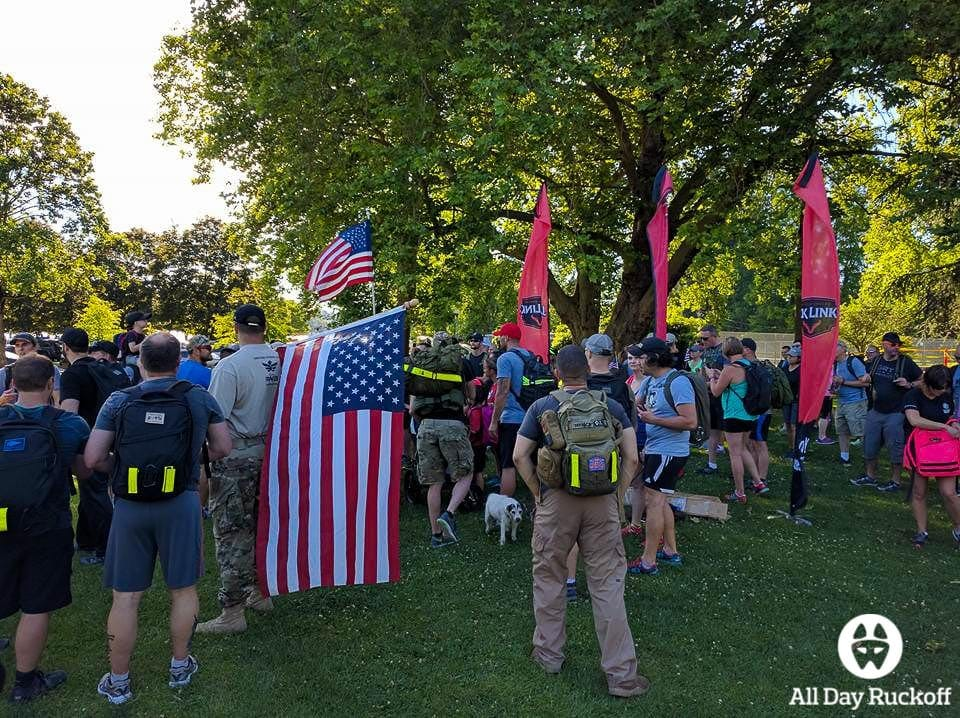 GORUCK KT5K 2016 - Group