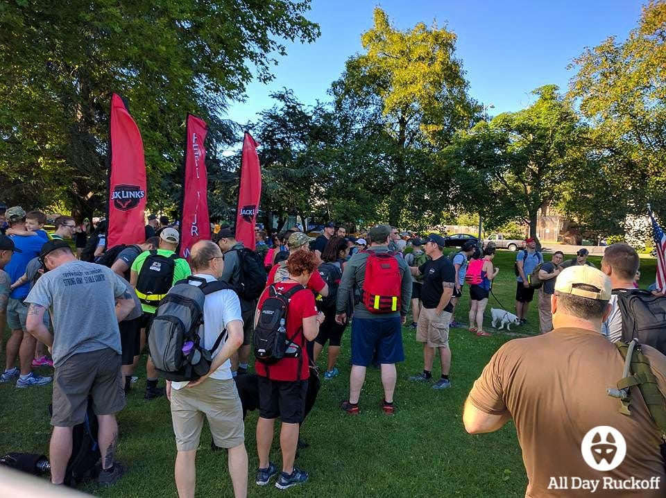 GORUCK KT5K 2016 - Hanging Out
