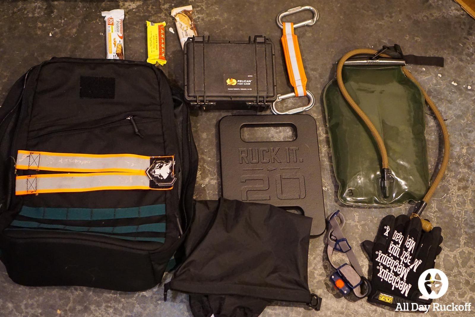 GORUCK Light Packing Rucker