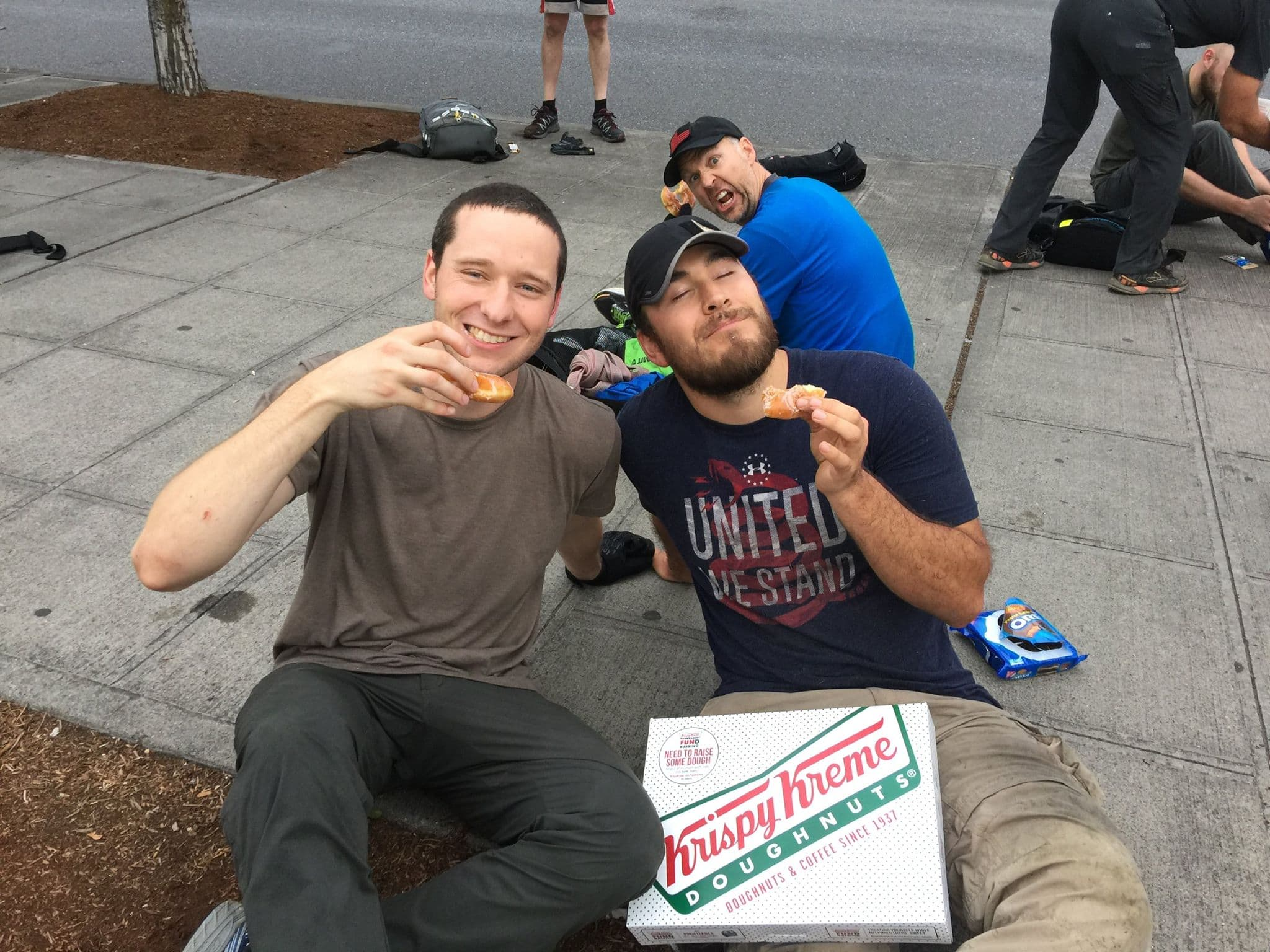 GORUCK Tough 1999 - Donut Eating Team