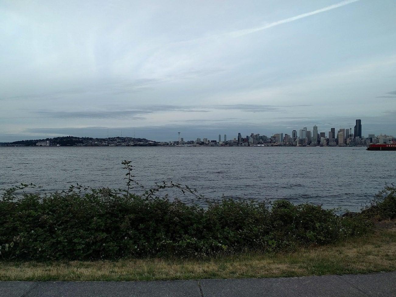 GORUCK Tough 1999 - Seattle View