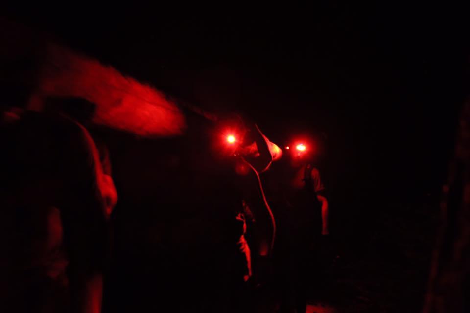 GORUCK Tough Class 1999 - Red Light Log Carry
