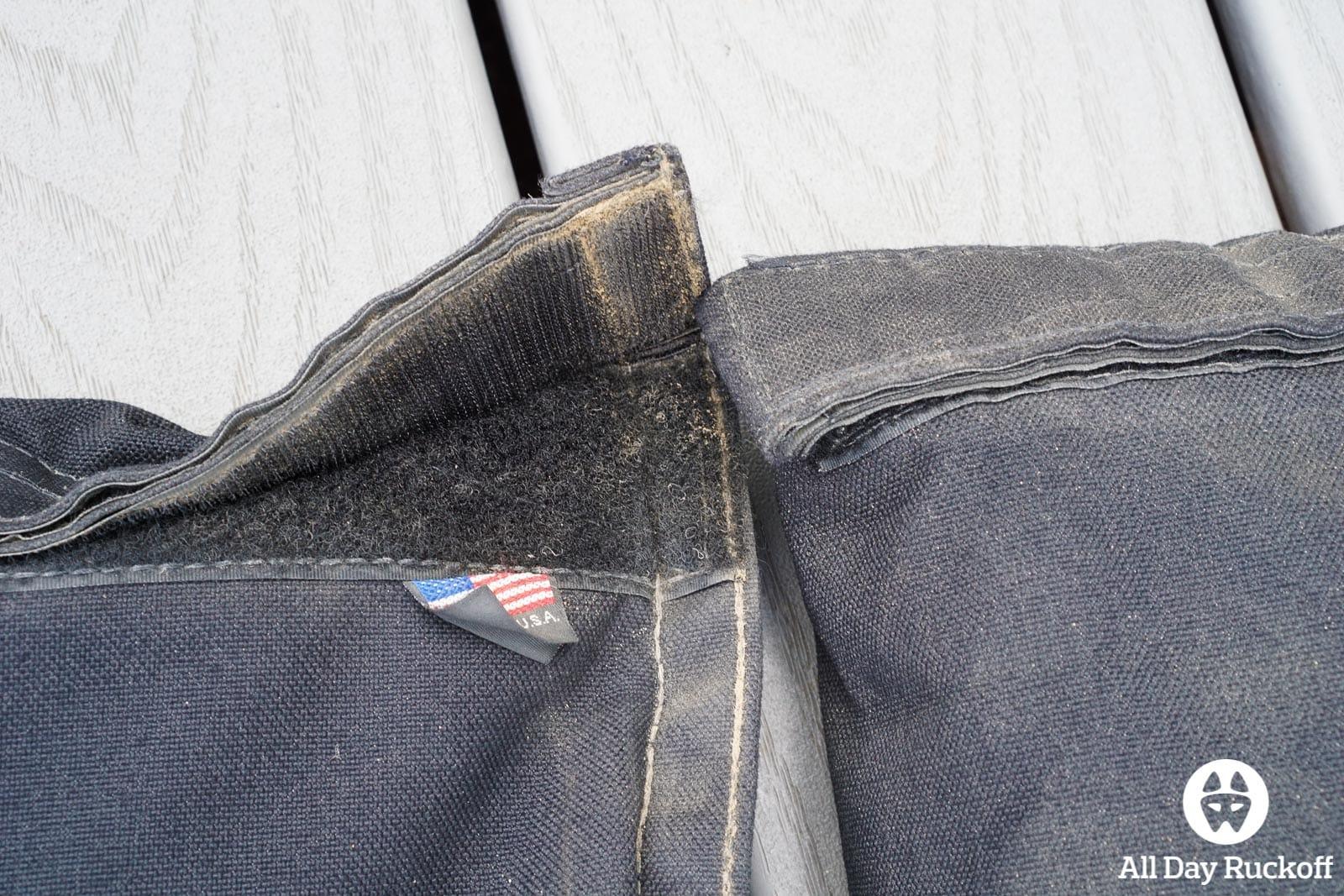 Brute Force Athlete Sandbag - Filler Bags Closure