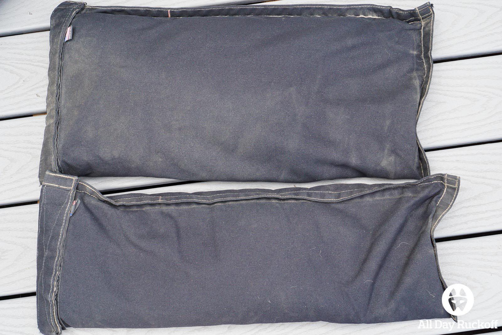 Brute Force Athlete Sandbag - Filler Bags Filled