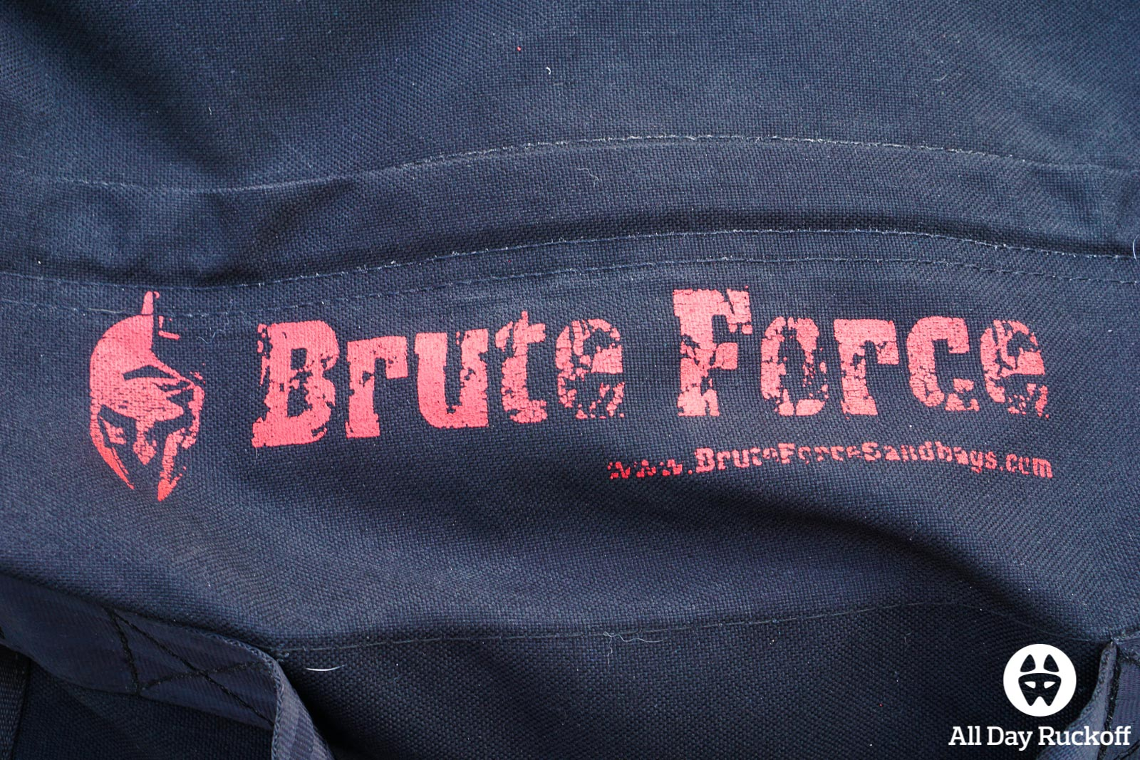 Brute Force Athlete Sandbag - Main Logo