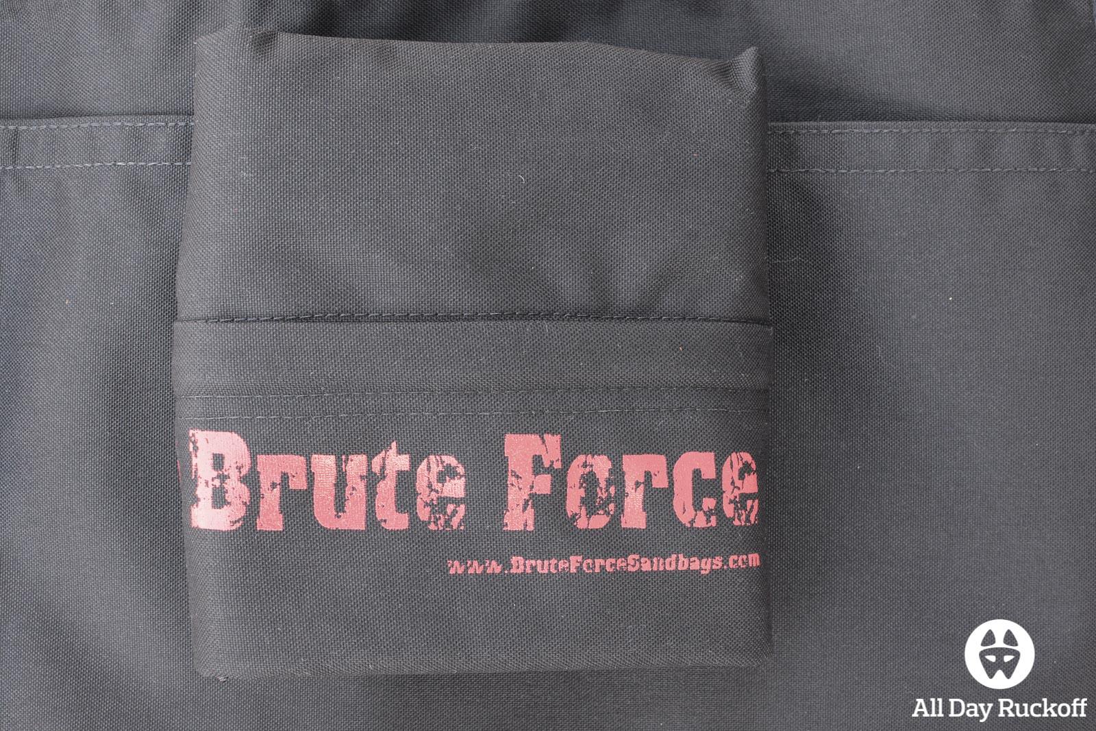 Brute Force Athlete Sandbag - New Sandbag