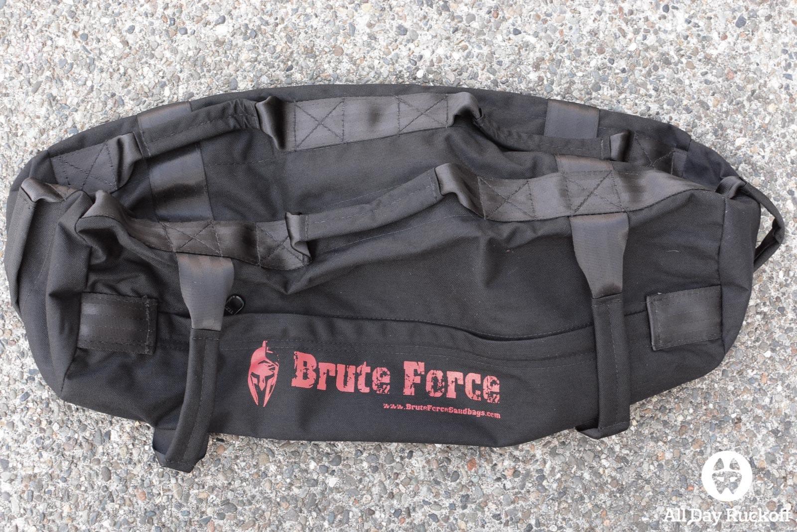 Brute Force Athlete Sandbag - New Top