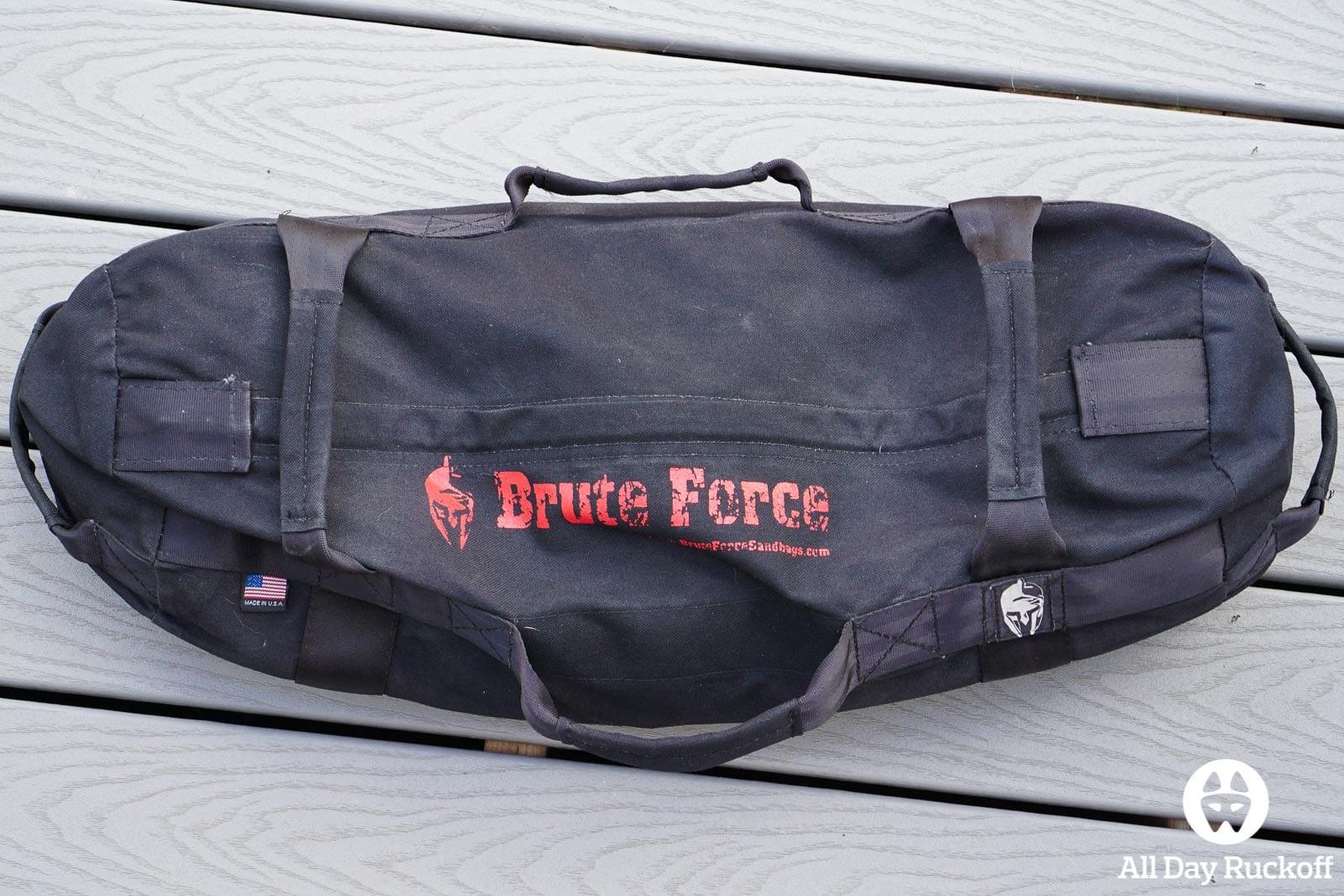 Brute Force Athlete Sandbag - Sandbag