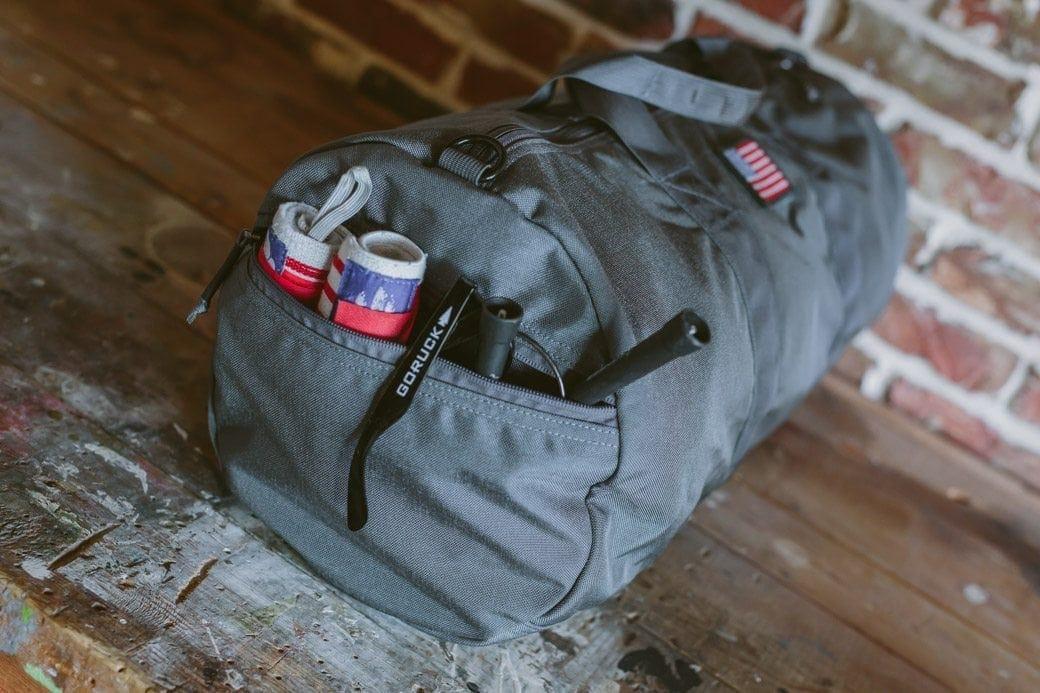 GORUCK 38L Gym Bag Wolf Grey