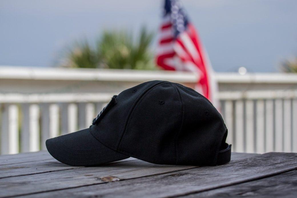 GORUCK Tac Hat Full Panel Black