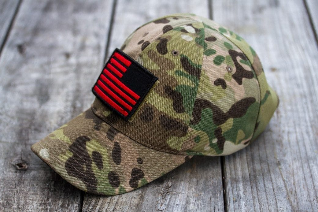 GORUCK Tac Hat Full Panel MC