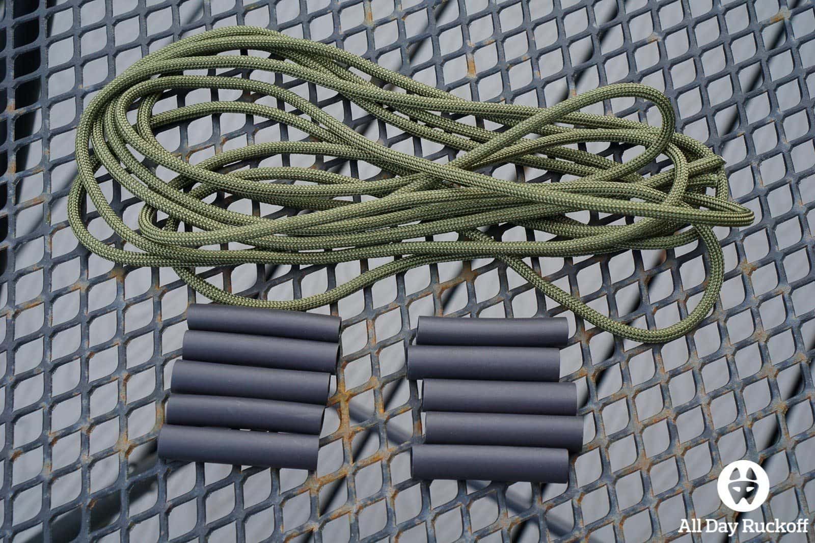 GORUCK Zipper Pull Kit - Spread Out