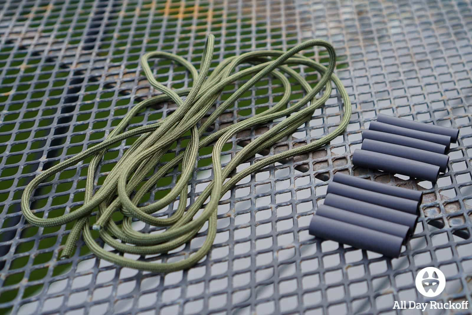 GORUCK Zipper Pull Kit - Unpackaged