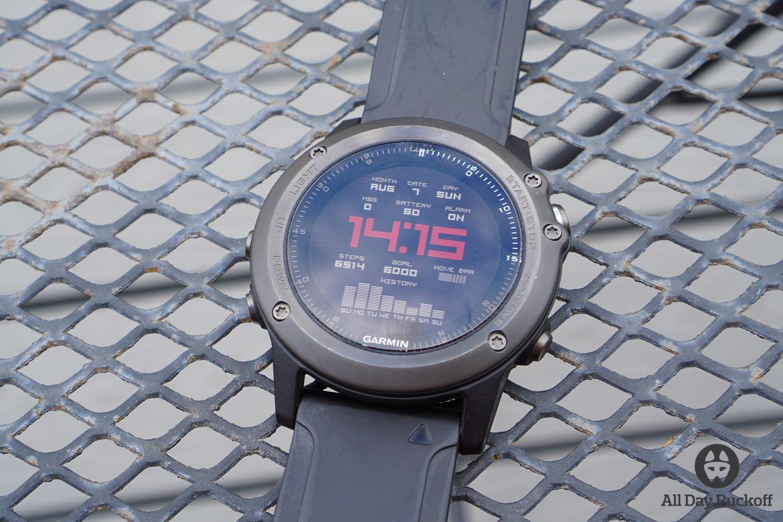 Garmin Fenix 3 HR - Digic Watch