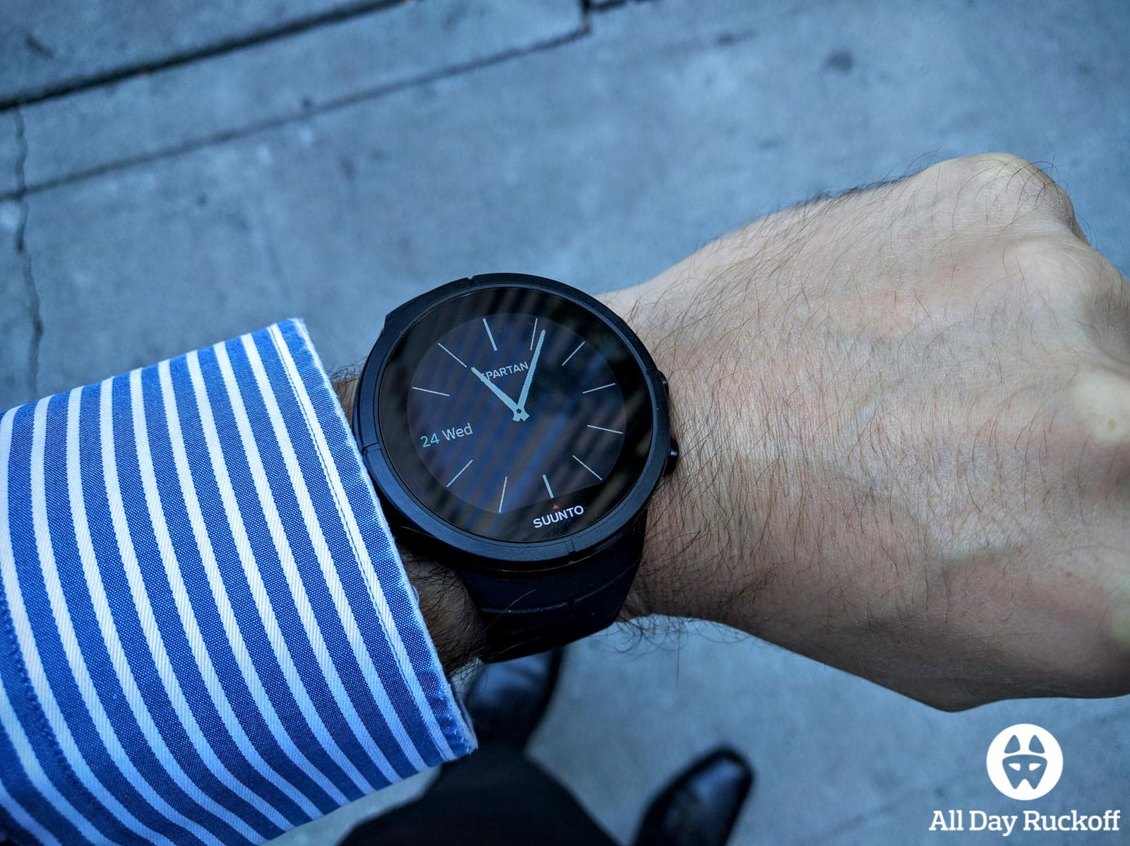 Suunto Spartan Ultra Review - Outside Fancy