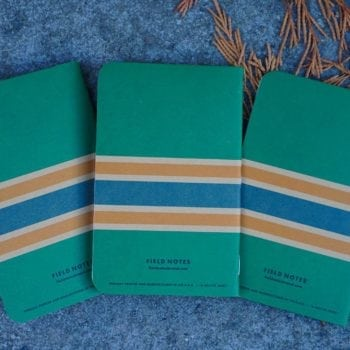Field Notes Portland Notebooks (3 Pack)