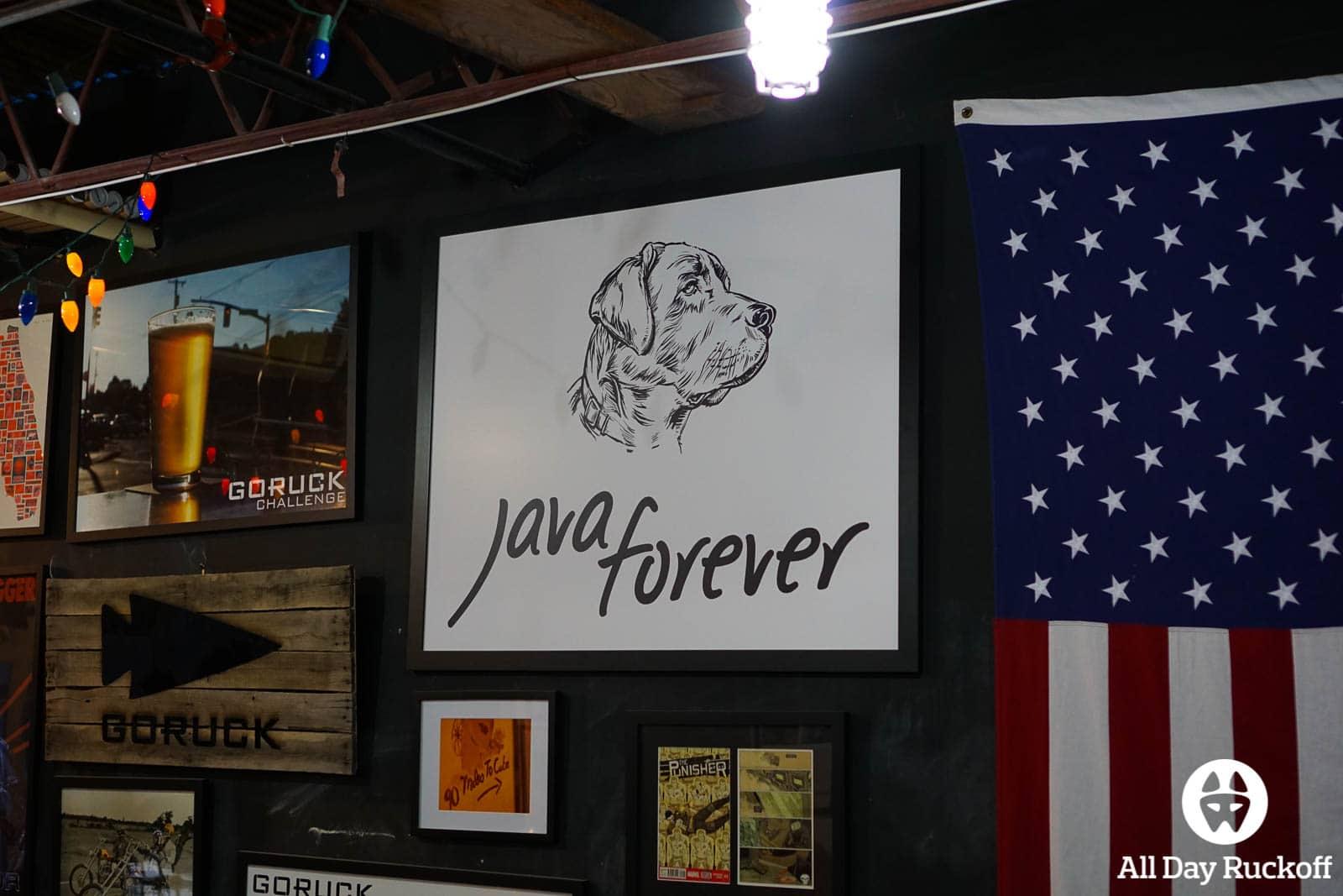 java-forver-poster