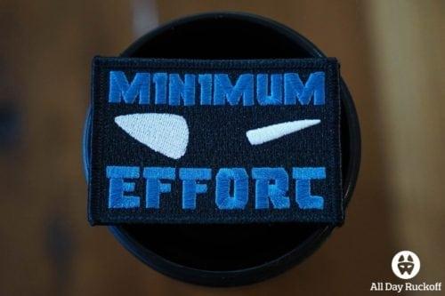 Ruckpool Minimum Effort Patch