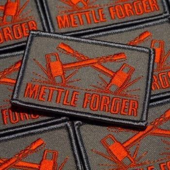 Mettle Forger Patch