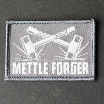 Mettle Forger Logo Patch