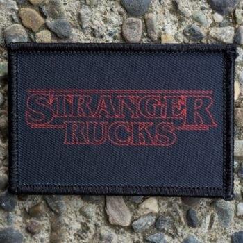 Stranger Rucks Patch