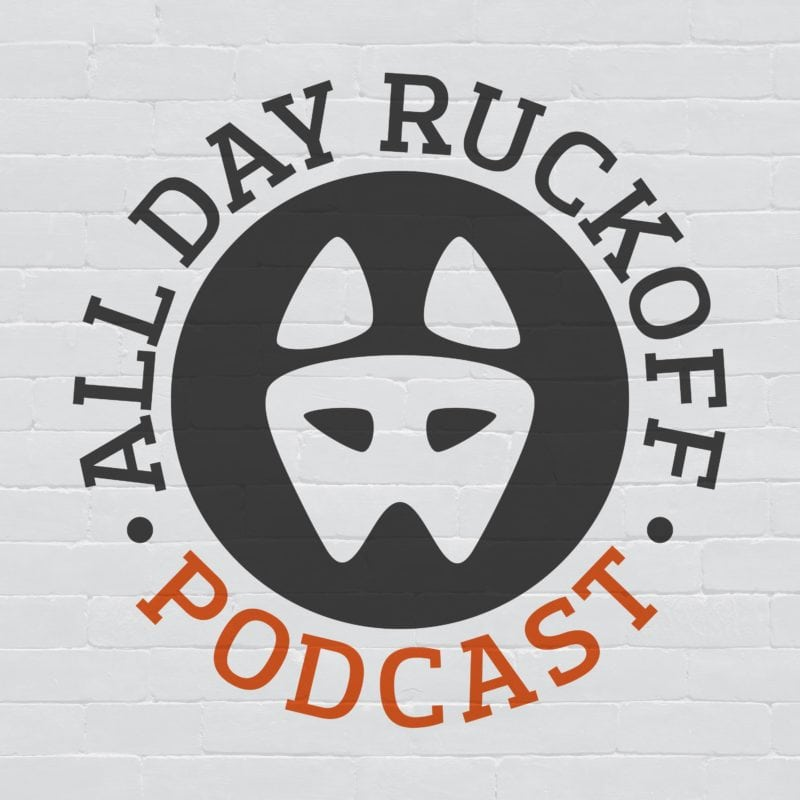 All Day Ruckoff Podcast Cover Art