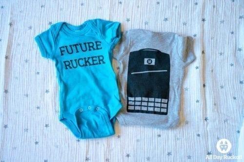 Future Rucker Infant Child Onesie