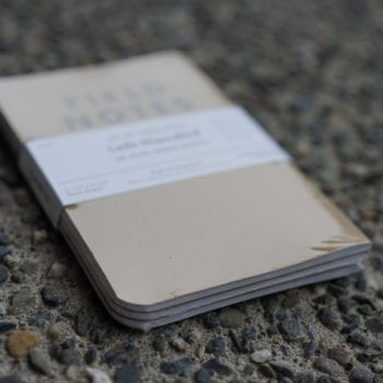 """Field Notes """"Left-Handed"""" Notebooks"""