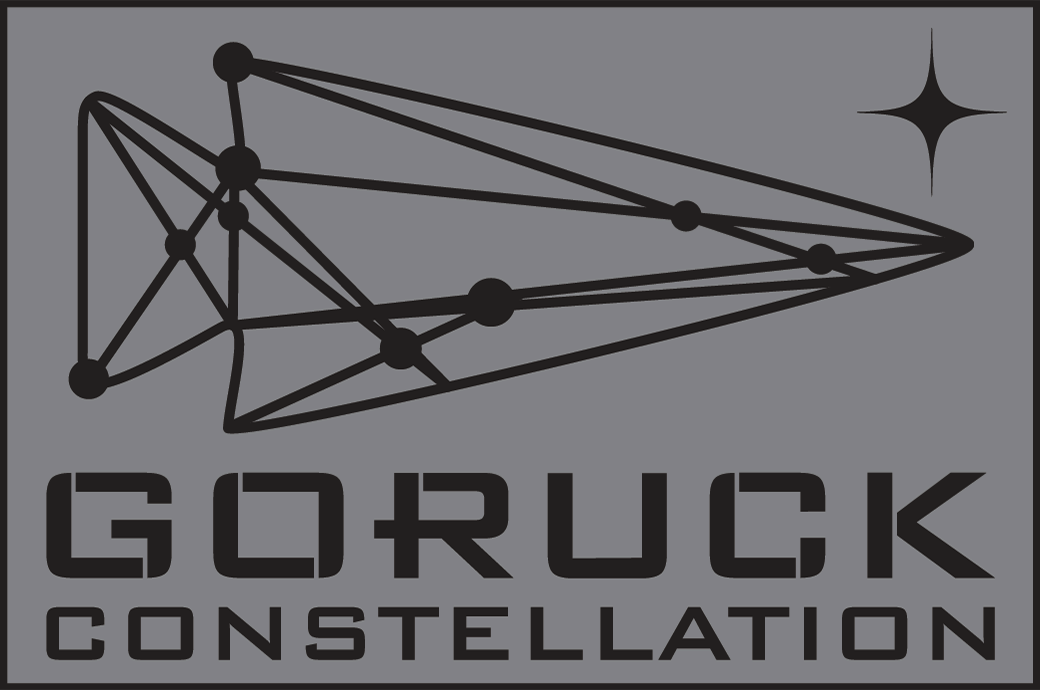 GORUCK Constellation Patch