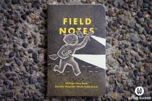 Field Notes Haxley Notebook Set