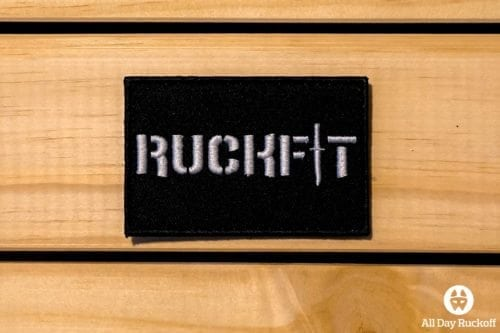 Ruckfit Patch