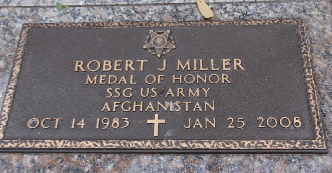 Robbie Miller (Robert J Miller) Grave