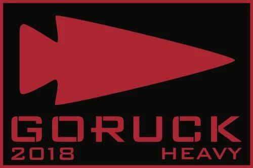 GORUCK Heavy Patch